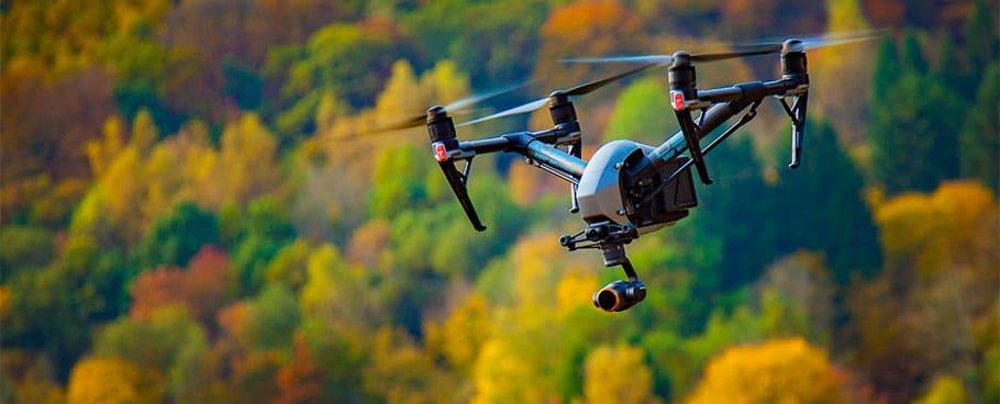 Prise-de-Vue Aerienne-Avec-Drone-
